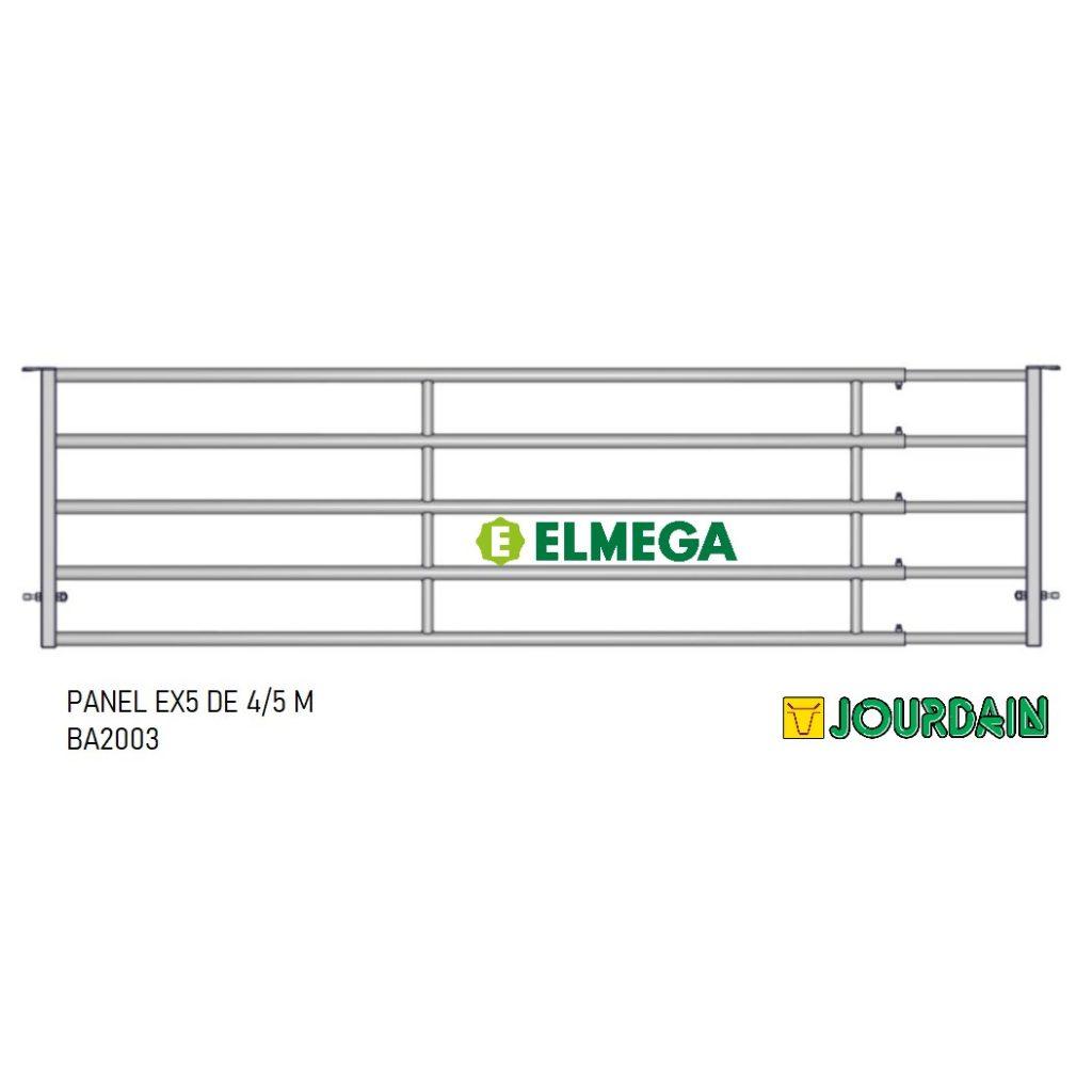 PANEL EX5 DE 4-5 M