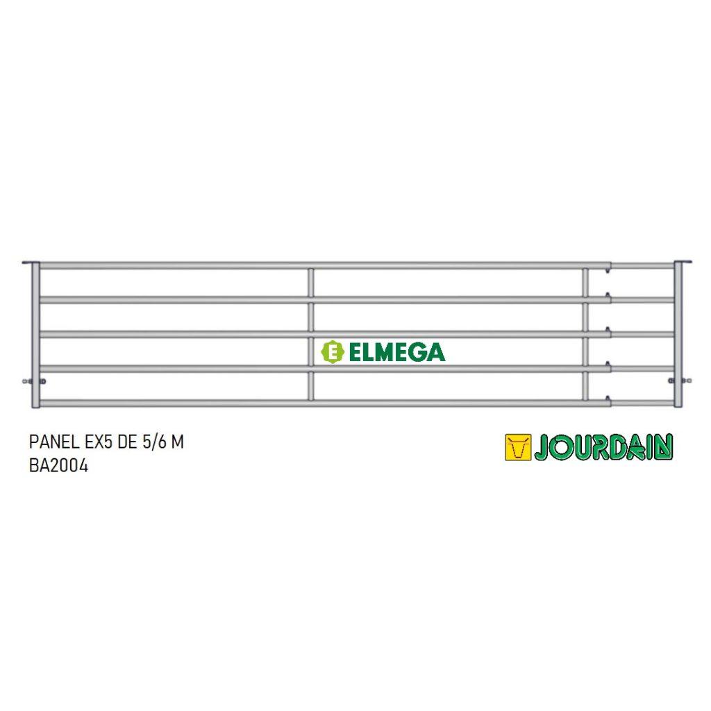 PANEL EX5 DE 5-6 M